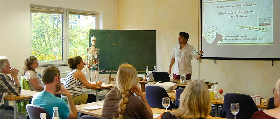 Heilpraktikerschule CADUCEUS in KIel